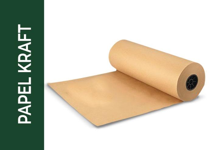 tipos de embalaje papel kraft