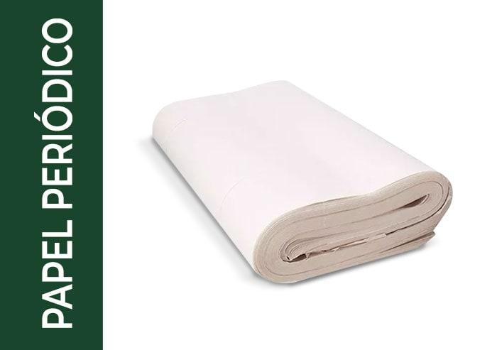 tipo de embalaje papel periódico